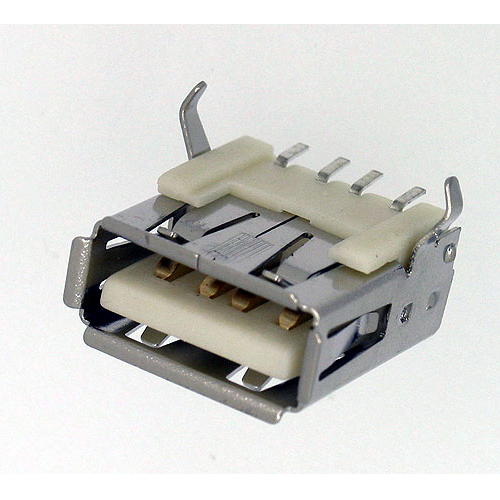 USB A TYPE PCB SMT TYPE SOCKET RECEPTACLE